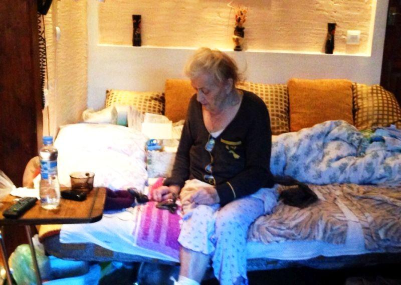 Пенсионерке ампутировали ногу по ошибке