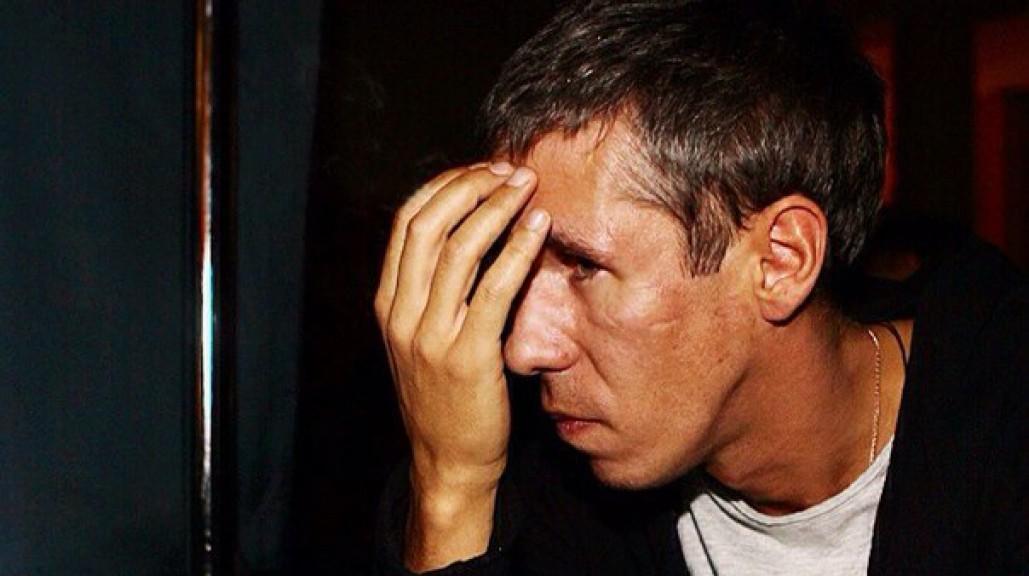 Алексей Панин разбился в столице