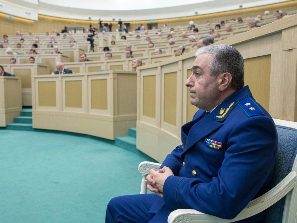 Замгенпрокурора России разбился в авиакатастрофе