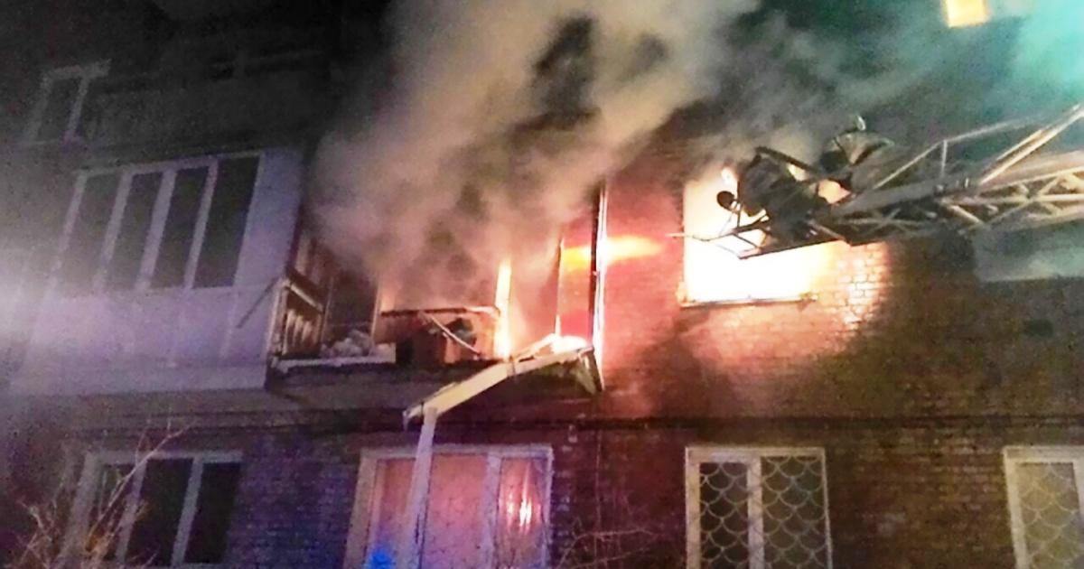 Вжилом доме взорвался бытовой газ, есть жертвы