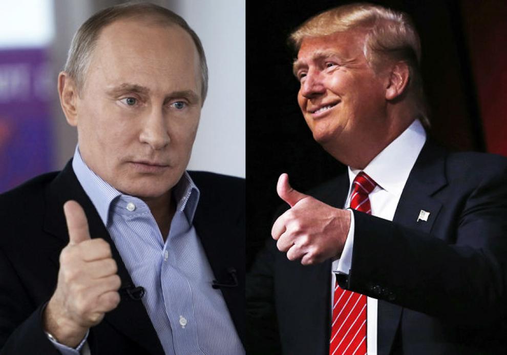 Исследование: Путин обогнал Трампа