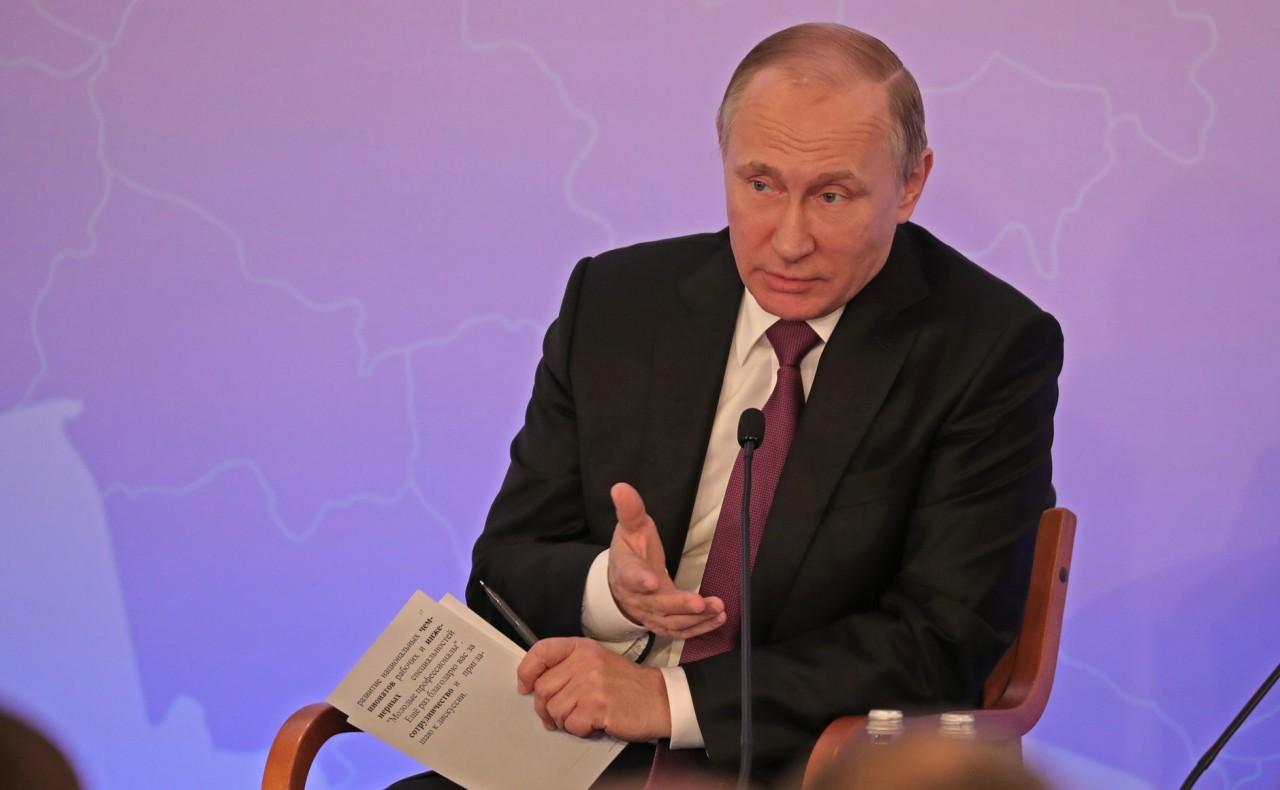 Путин одобрил новую концепцию миграционной политики России