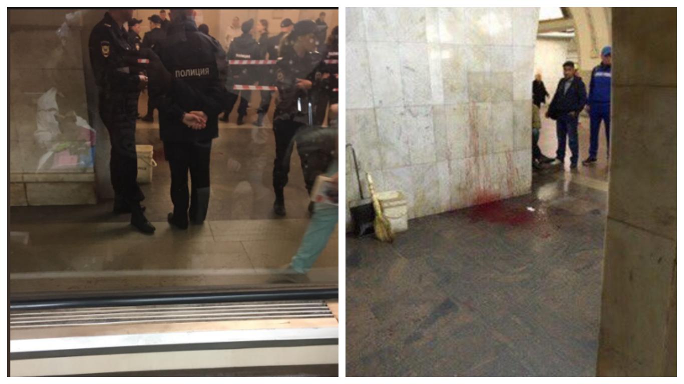 Пырнули ножом мужчину в московском метро