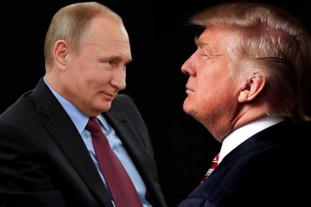 Макрон помешал встрече Путина и Трампа