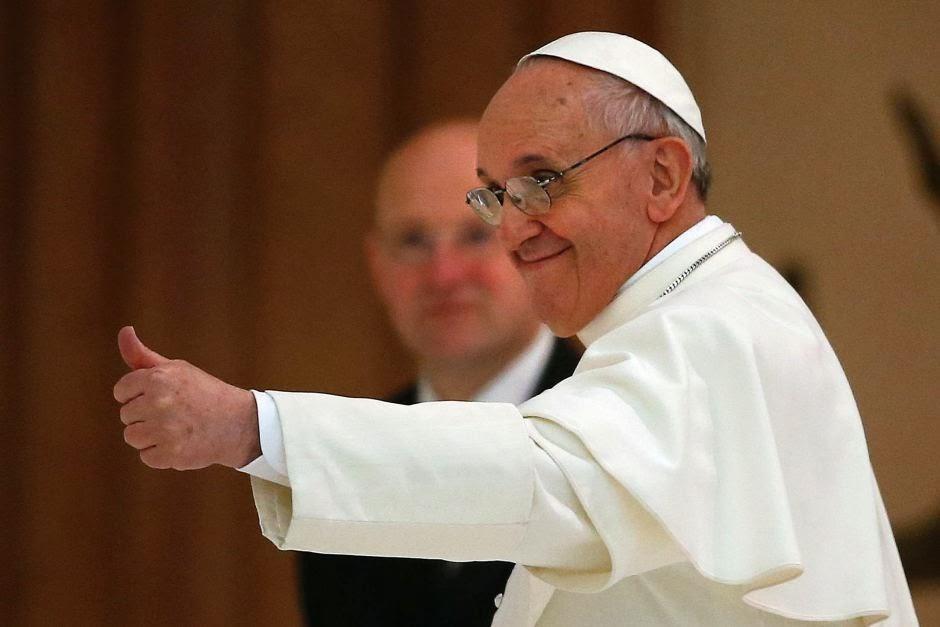 Папа Римский: сексуальность- это дар Божий!