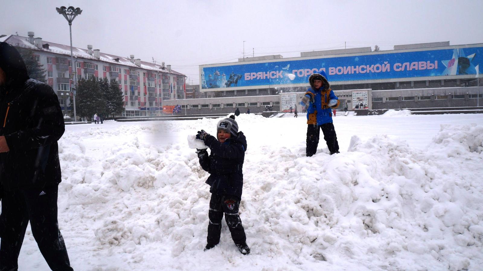 ВБрянске оглашен печальный прогноз погоды на октябрь