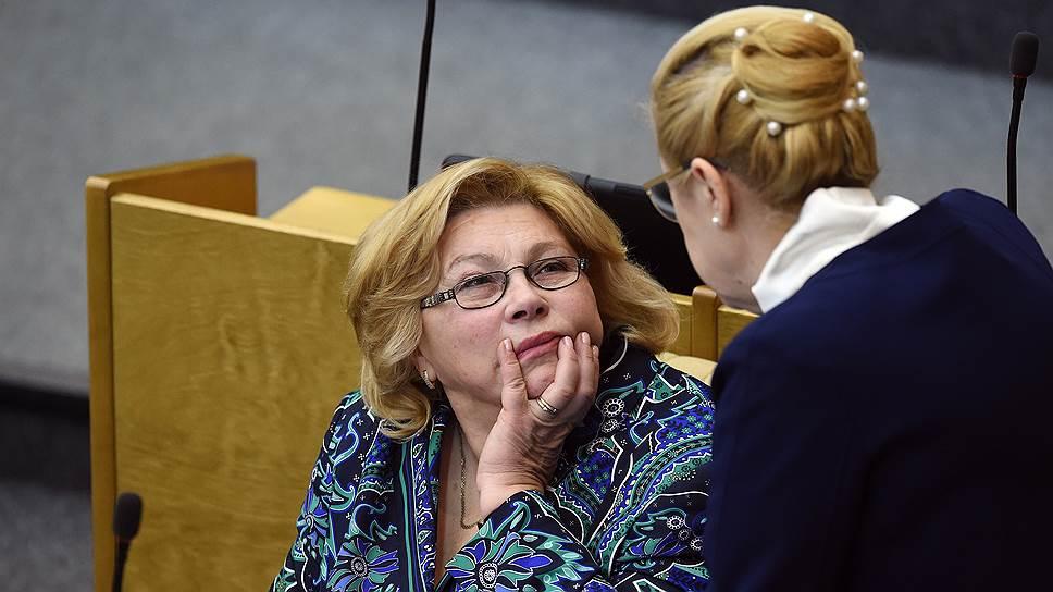 Почему Депутат Госдумы Драпеко призвала к осторожности брянских правоохранителей?