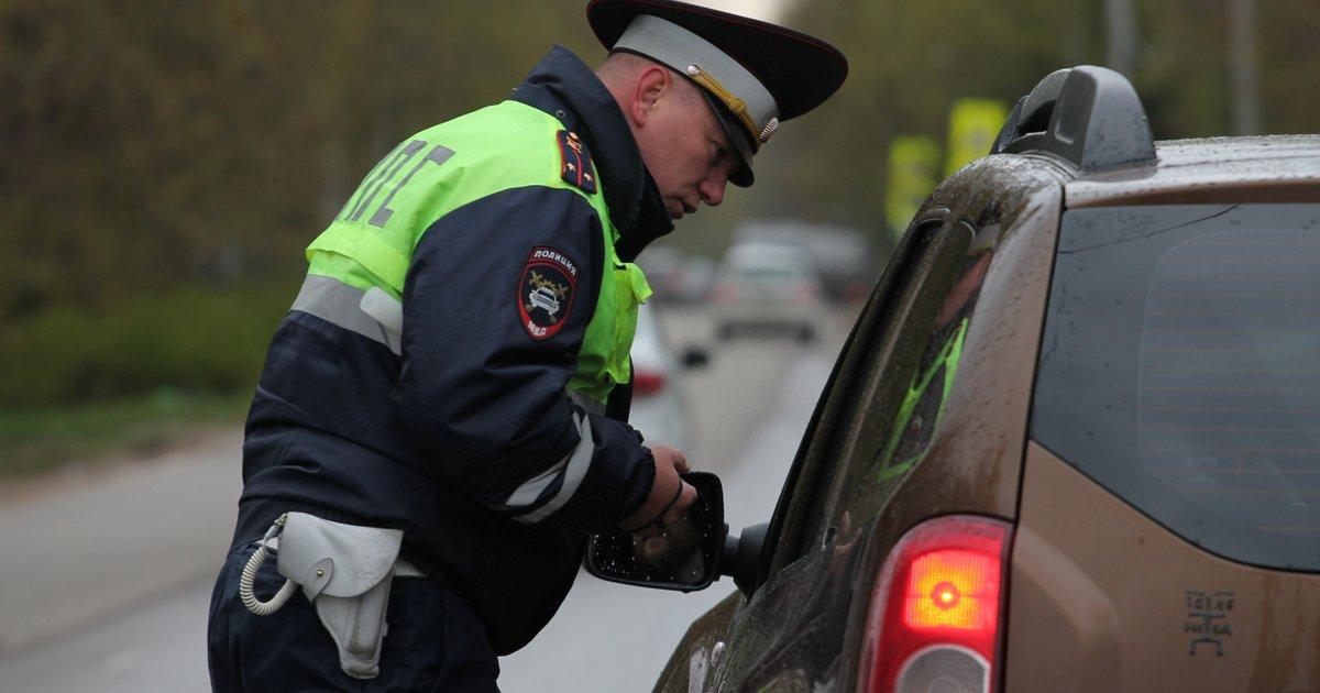 Сегодня брянских водителей проверят на алкоголь