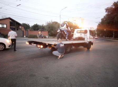 Брянские полицейские отобрали у байкеров 48 мотоциклов