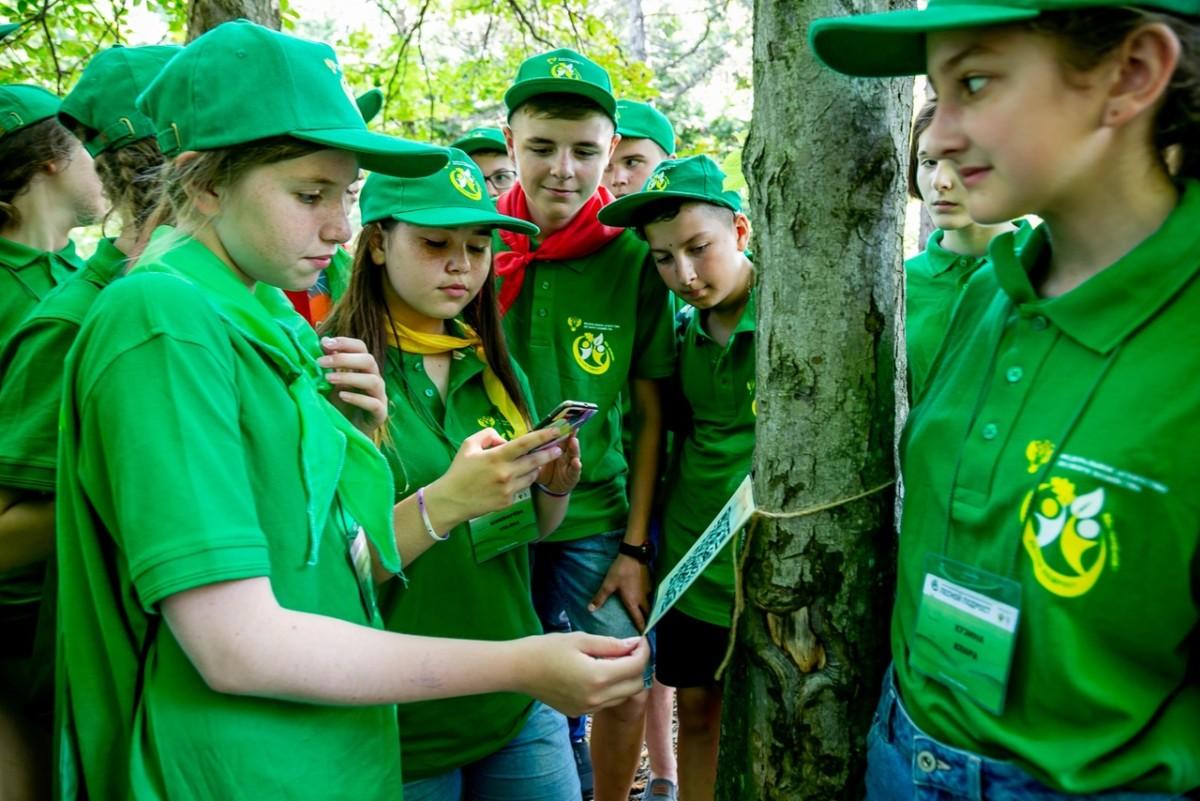 Всероссийский слет школьных лесничеств соберет в Брянске ребят от Калининграда доВладивостока