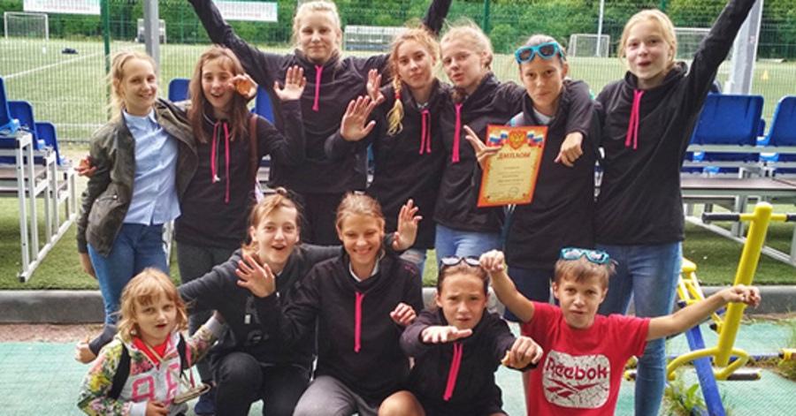 Футболистки из Брянска победили в Кубке Белых ночей