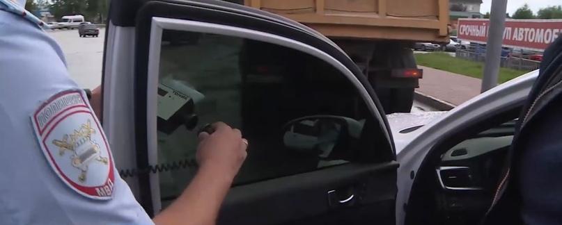 Около пятисот брянских водителей расстались стонировкой напрошлой неделе