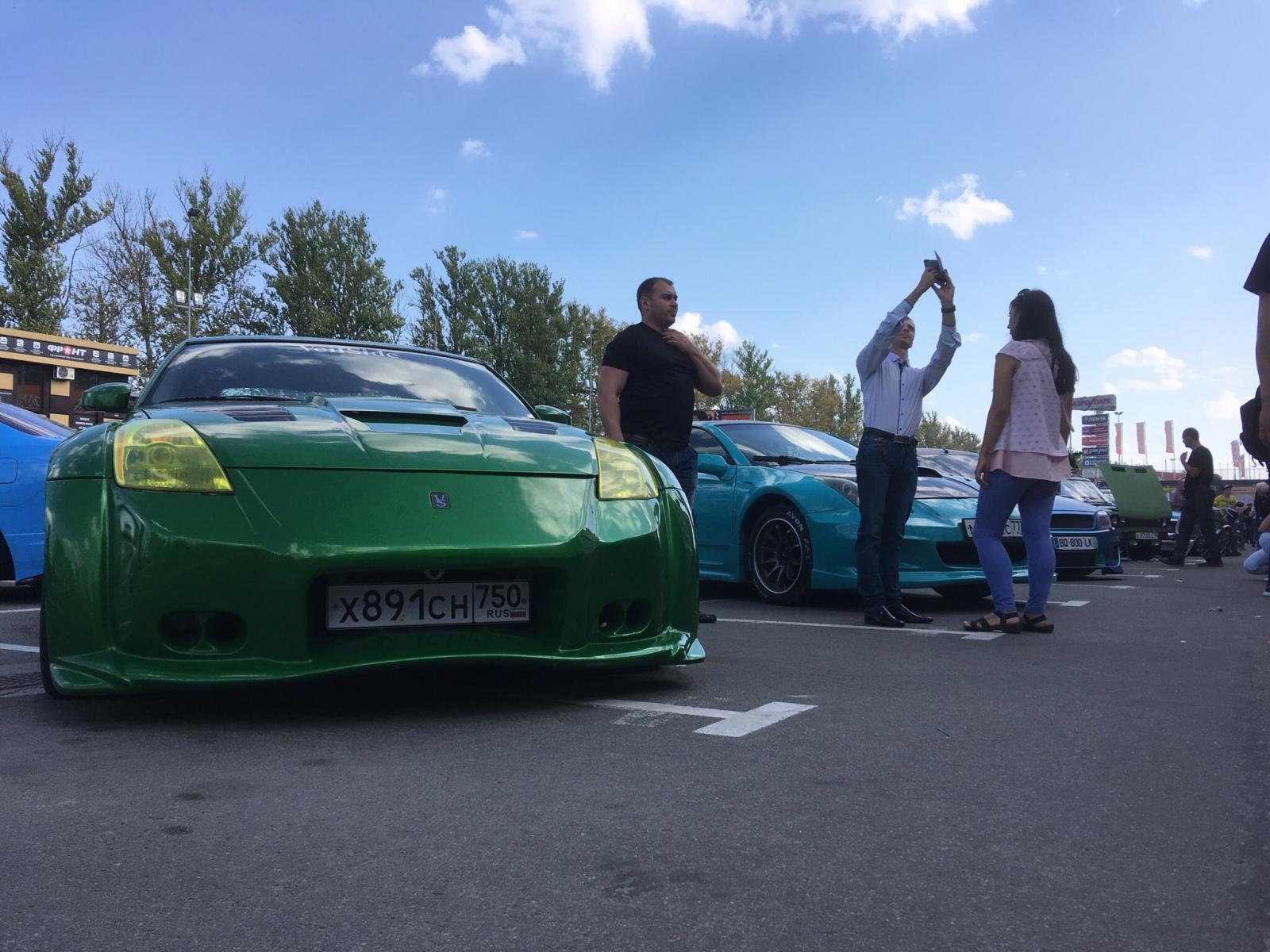 В Брянске прошла традиционная автовыставка