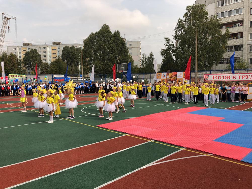 Глава Брянска Хлиманков показал свою спортивную подготовку