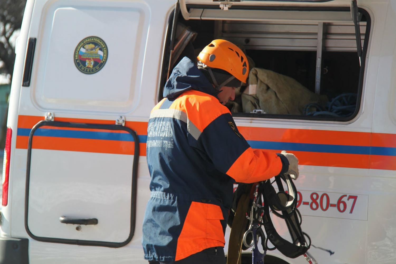 В Брянской области пострадавших в ДТП пришлось освобождать спасателям