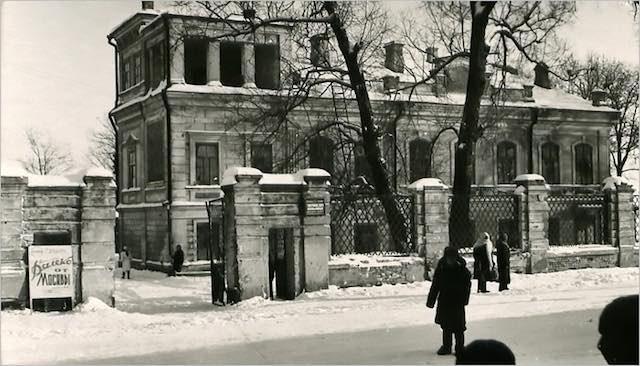 Особняк Баженова восстановят в Брянске