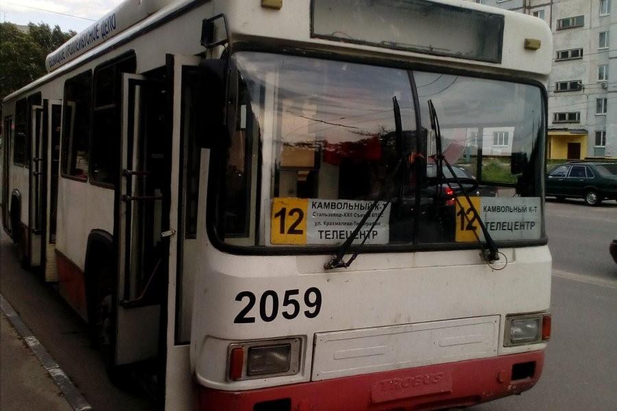 Водителей троллейбуса №12 разнесла в соцсетях брянская мама