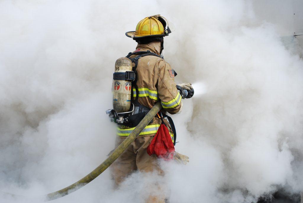 Сегодня в Трубчевском районе сгорел сарай