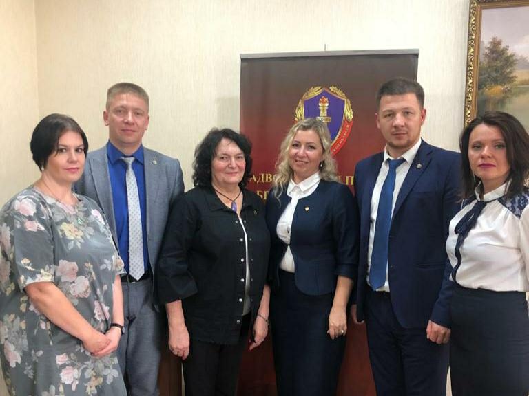 Детский омбудсмен и президент Адвокатской палаты региона договорились о сотрудничестве