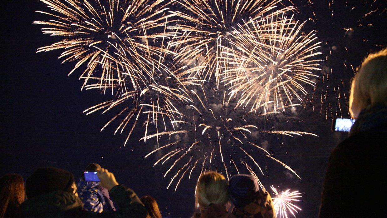23 февраля на площади Воинской славы обещают фейерверк