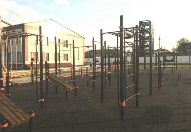 11 площадок ГТО строят в Брянской области