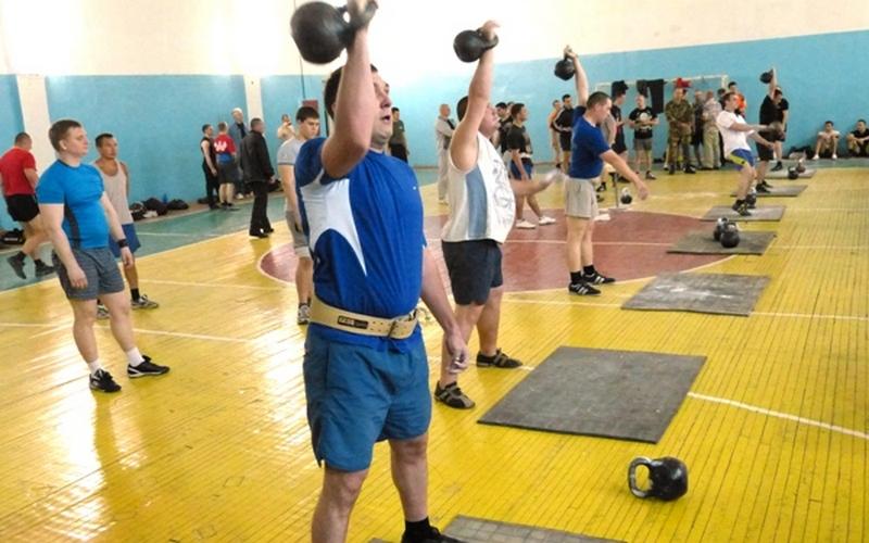 Брянские гиревики оказались в числе лучших на всероссийских соревнованиях