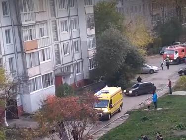 На Горбатова экстренные службы не могли проехать через двор