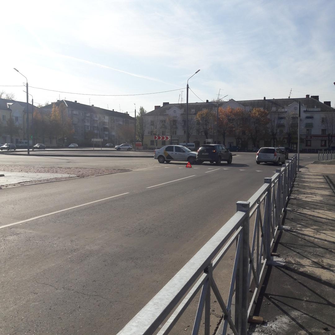 Еще одно ДТП случилось на новом кольце в Брянске