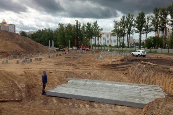 Брянский Дворец единоборств планируют сдать в эксплуатацию в 2021 году