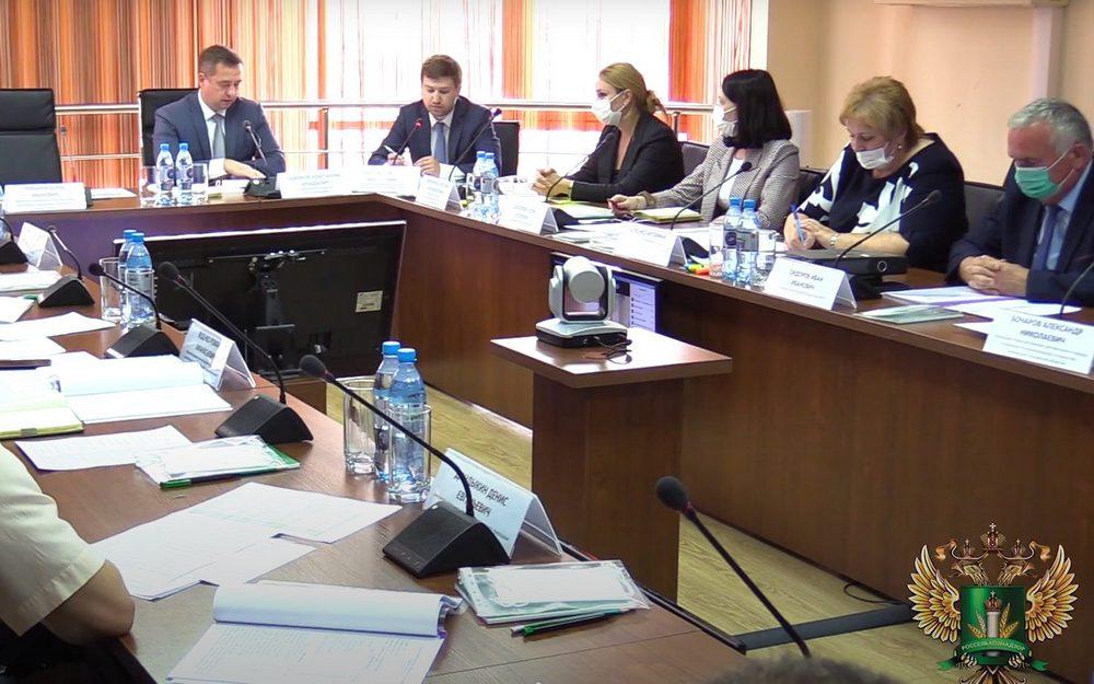 В ФГБУ «Брянская МВЛ» состоялось совещание под руководством Константина Савенкова