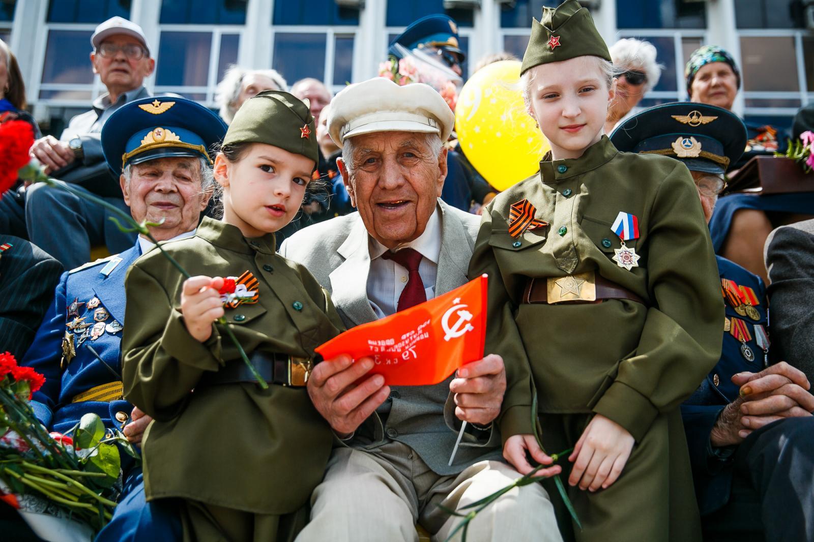Брянск готовится встретить 75-ую годовщину Победы