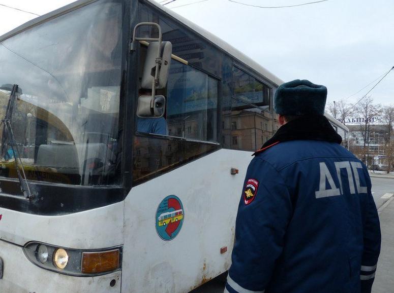 В пятницу в Брянске проверят пассажирский транспорт