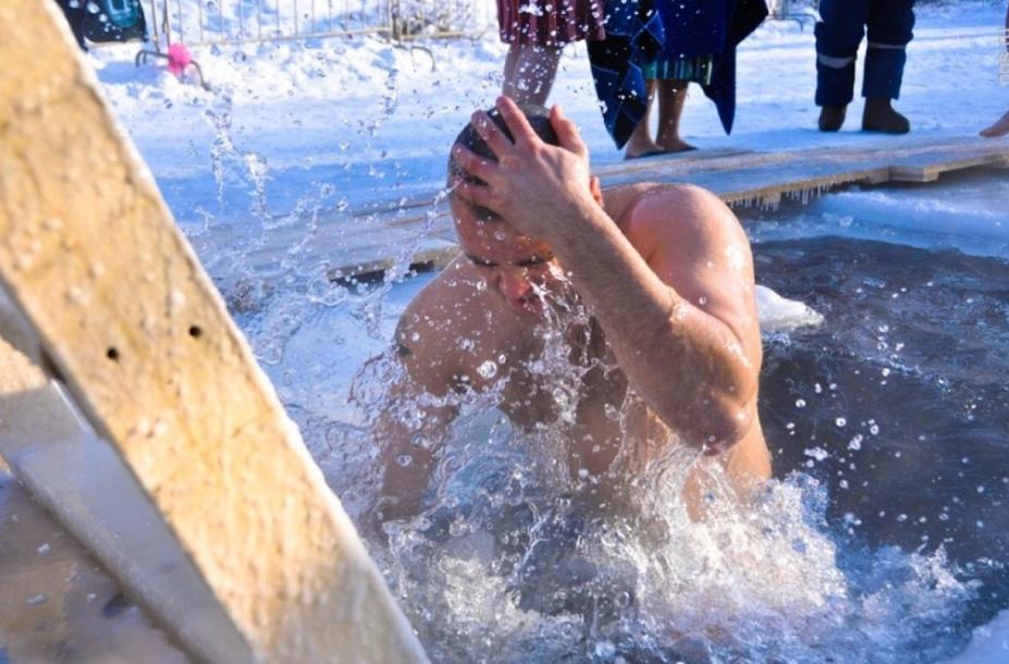 На Крещение в области оборудуют 72 купели