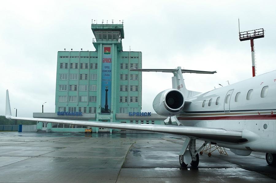 Брянскому аэропорту одобрили реконструкцию