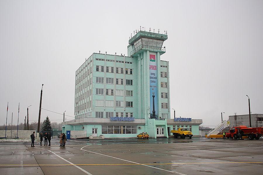 На ремонт брянского аэропорта пойдет почти 75 миллионов