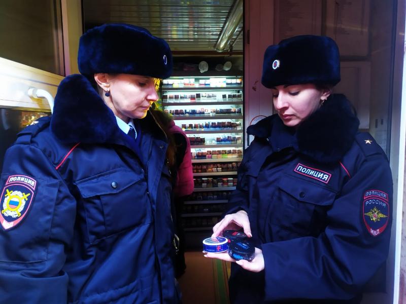 Брянская полиция объявила «Антиснюс»