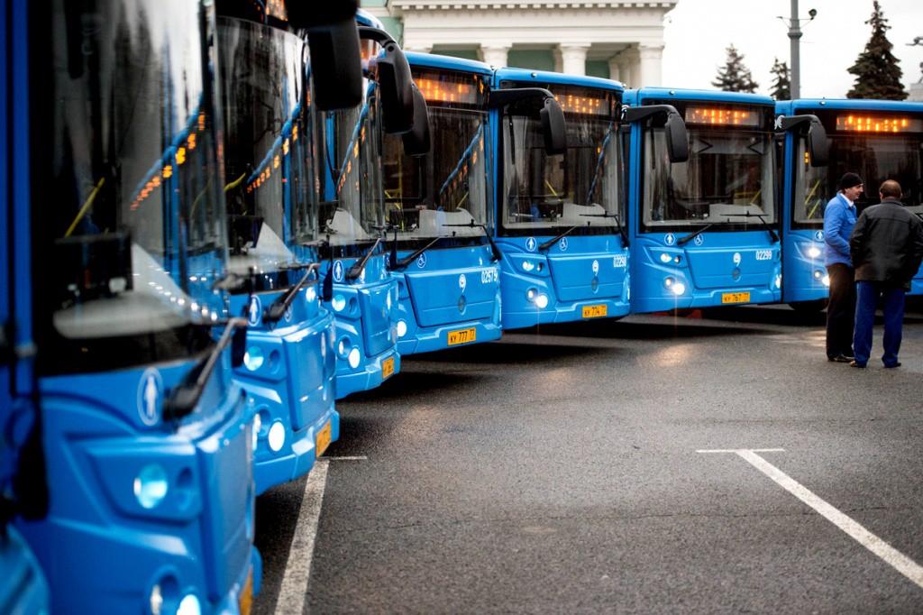 В Брянске автобусы выходят на маршрут №99