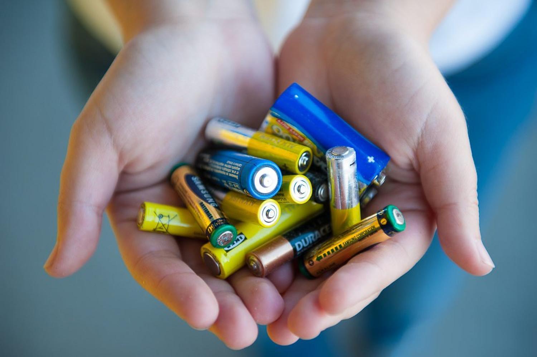 Брянцам рассказали, где сдать батарейки