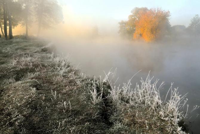 Брянск останется во власти тумана