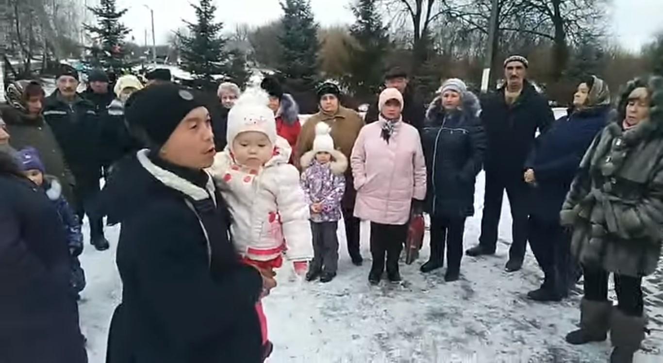 Жители Брянского района пожаловались на кошмарную жизнь
