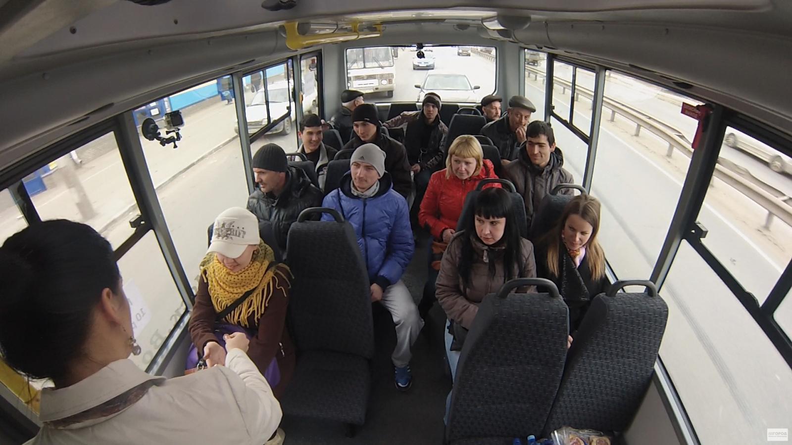 В Брянске на маршрут №10а добавили автобус