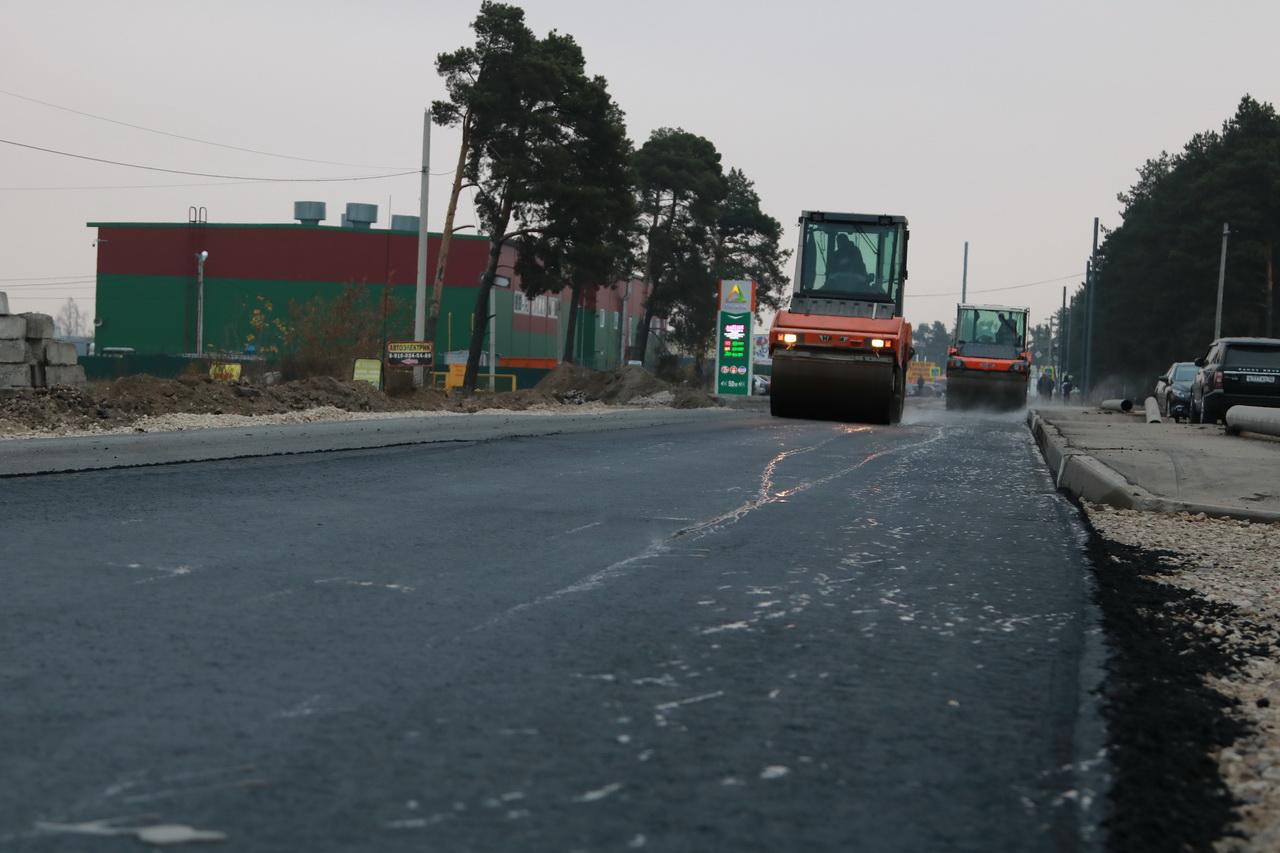 В Брянске ограничено движение по переулку Московскому