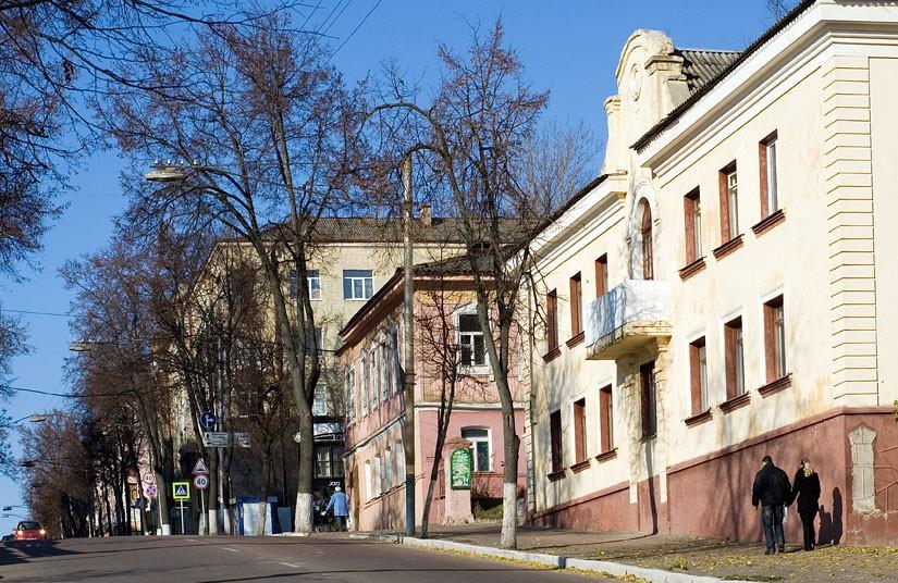 Улицу Фокина отремонтируют от Крахмалева до Калинина