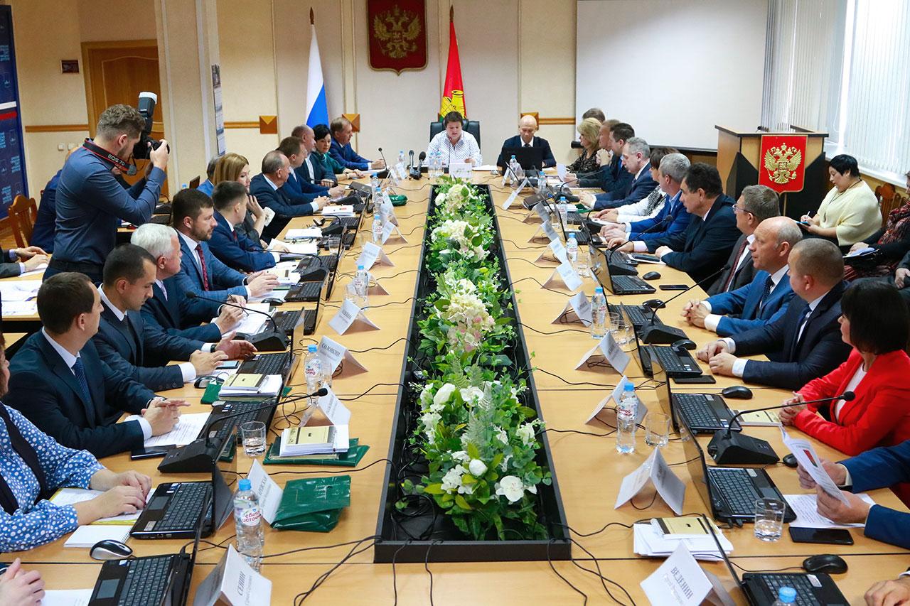 Александр Макаров рассказал о благоустройстве города