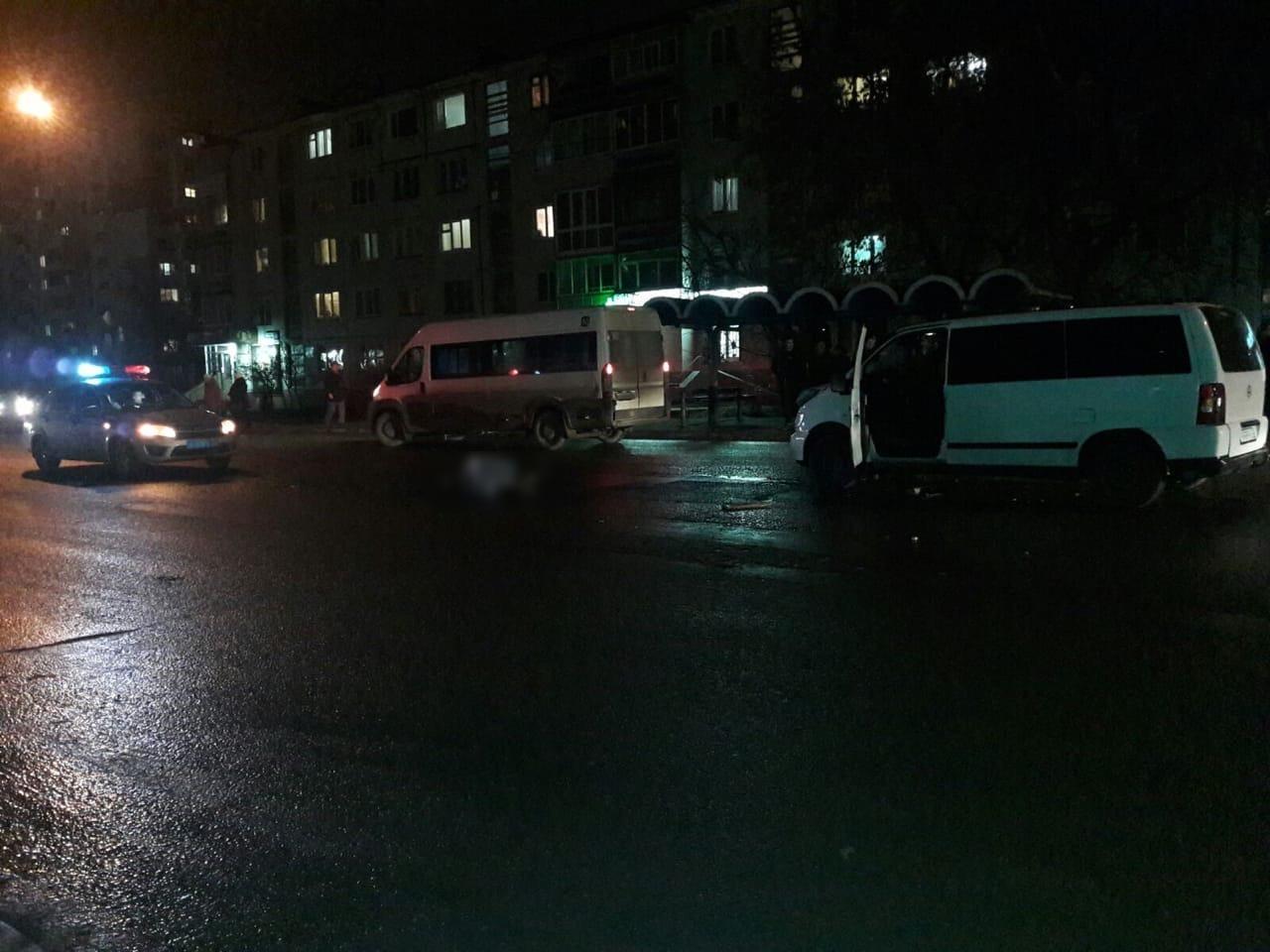 В Брянске мужчину сбили насмерть на пешеходном переходе