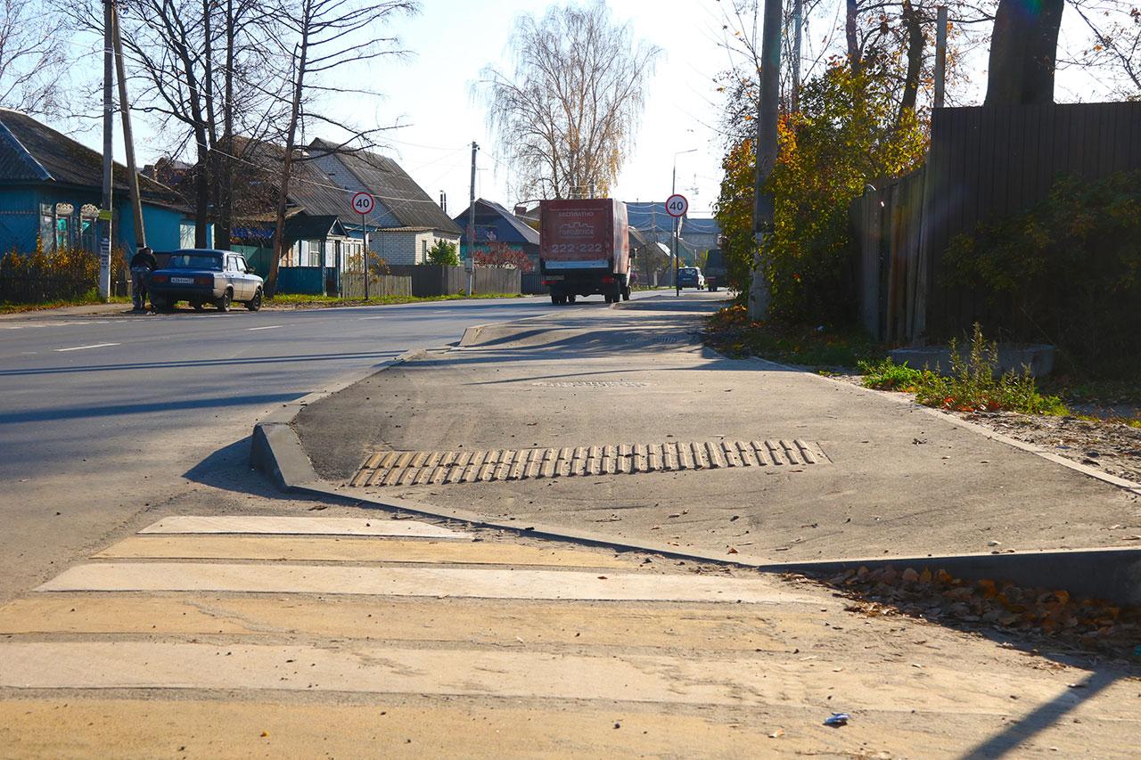 Улицы Володарки отремонтировали на 80 миллионов рублей