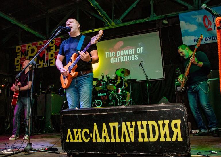 """Группа """"Лис и Лапландия"""" обещает брянцам выступление в синем троллейбусе"""