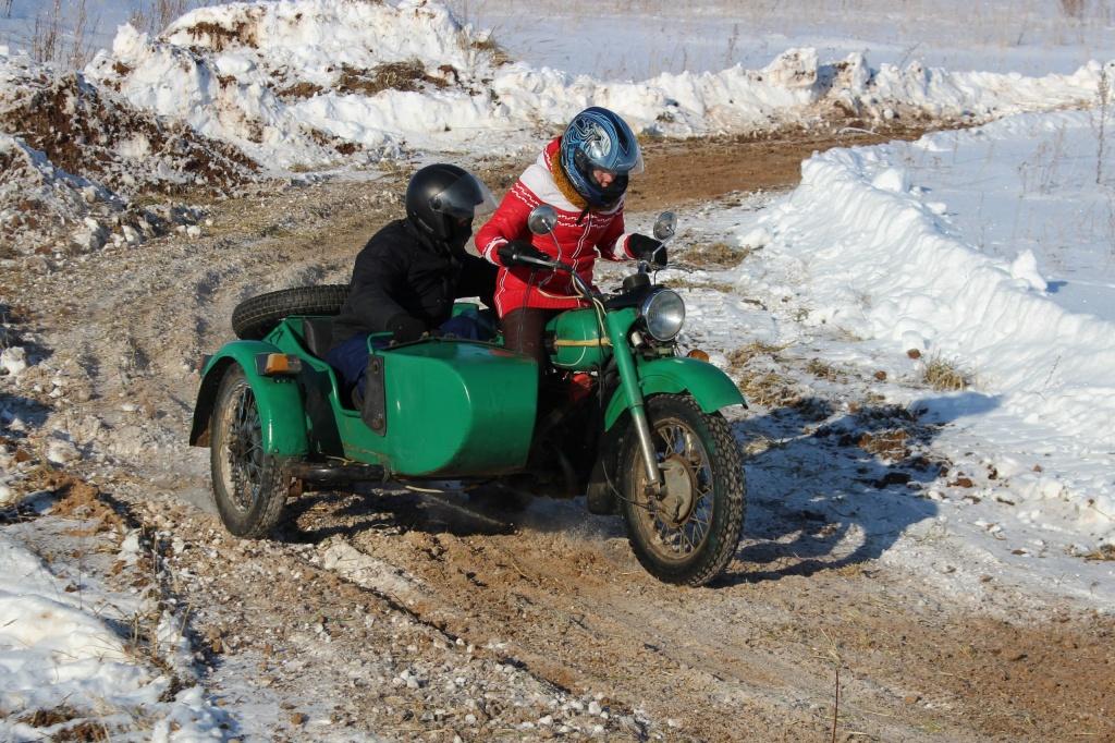 Пробег на мотоциклах с колясками устроят в Унече
