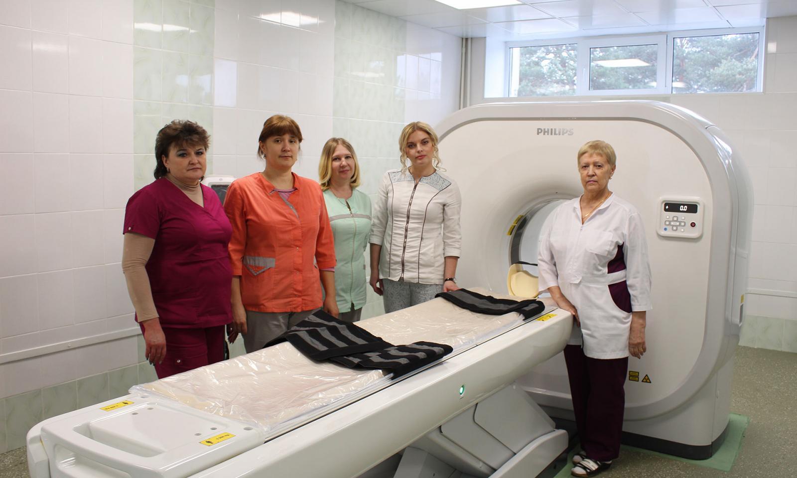 В оборудование Навлинской больницы вложат 44 миллиона
