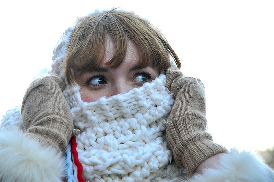 Брянск дождался морозов, но не снега